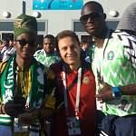 Новгородец:«Я увидел настоящего Месси!» Фото, видео и впечатления с матча Аргентина – Нигерия
