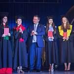 Андрей Никитин вручил красные дипломы лучшим выпускникам НовГУ
