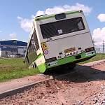 Нынче у новгородских автобусов – критический день