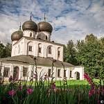 Впервые за долгие годы в главном соборе новгородского Антониева монастыря была совершена Божественная литургия