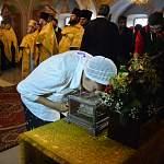 Многие новгородцы собираются поклониться деснице удивительного святого - Спиридона Тримифунтского
