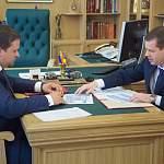 В Новгородском районе создадут региональную промышленную площадку
