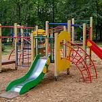 В парке Демянска появилось отличное место для отдыха
