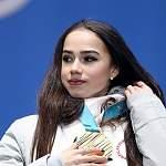 Алина Загитова рассказала о том, как пыталась завершить карьеру