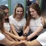 В футболках «Великий, а не Нижний» приехала в Москву новгородская команда РАНХиГС