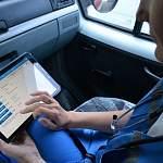 В этом году все бригады скорой помощи в Новгородской области оснастят планшетами