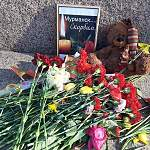 Новгородцы организовали народный мемориал жертвам авиакатастрофы в Шереметьеве