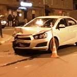 Во вторник вечером в Великом Новгороде произошли две одинаковых аварии