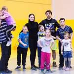 В Великом Новгороде вновь пройдёт открытая тренировка для «солнечных детей»