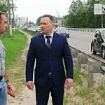 Сергей Бусурин предложил дорожным критикам из ОНФ повторить рейд по новгородским улицам в сентябре
