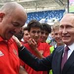Президент рассказал, благодаря кому в России прошёл чемпионат мира по футболу