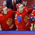Сборная России по хоккею опередила Чехию по буллитам и взяла бронзу ЧМ