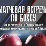 В Великом Новгороде пройдёт уникальный турнир по боксу