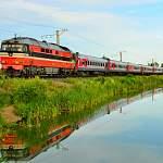 В Новгородской области многодетные семьи получат скидку на проезд в поездах дальнего следования
