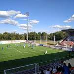 Новгородский «Электрон» не смог победить в третьем домашнем матче подряд