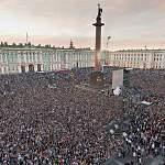 Новгородцам, посетившим «Алые паруса» в Петербурге», предлагают найти себя на гигараме