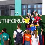На второй форум WorldSkills Russia в Великий Новгород приехали 1,5 тысячи участников
