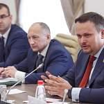 В Великом Новгороде собрались торговые представители России в иностранных государствах