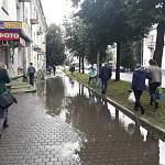История одной непобедимой новгородской лужи