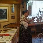 В Центре Поветкина начались «предсарафанные» встречи с новгородскими мастерами