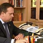 Андрей Никитин пообщался с новгородцем, который отправил президенту вопрос о состоянии дороги Боровичи – Пестово