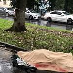 В Великом Новгороде погиб нелегально чинивший крышу житель Таджикистана