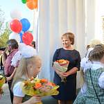 Елена Писарева помнит — родная школа ждёт своих выпускников