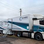 «Автопоезда здоровья» в Новгородской области приняли уже пять тысяч пациентов