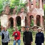 Сольчане возрождают старинную усадьбу в деревне Каменка