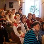 Новгородцы узнали о красоте старинных женских головных уборов