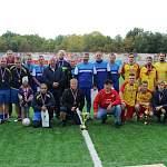 Новгородские профсоюзы определили сильнейшую команду в турнире по мини-футболу
