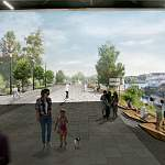 Дмитрий Медведев подписал распоряжение о выделении средств на строительство Софийской набережной