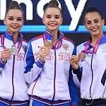 Сестры Аверины вновь стали лучшими гимнастками мира
