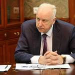 Причина визита Александра Бастрыкина в Великий Новгород — любовь к спорту