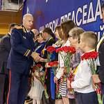 Александр Бастрыкин открыл в Великом Новгороде посвящённый павшим героям Отечества турнир по дзюдо