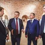 Андрей Никитин:  «Для меня честь войти в Попечительский совет Новгородского музея-заповедника»