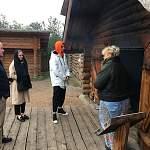 Алексей Лукин и Алексей Петрухин посетили уникальный музей в Старой Руссе