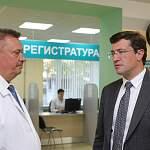 Бывший новгородский вице-губернатор возглавил медицину в Нижегородской области