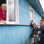 Глава МЧС Евгений Зиничев посетил пострадавший от наводнения Демянский район