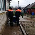 С 11 ноября комиссии начнут оценку ущерба для жителей в пострадавших от паводка районах Новгородской области