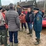 Новгородская область обратится в правительство страны с просьбой помочь в расчистке русел рек