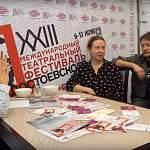 В Великом Новгороде продолжаются театральные встречи с участниками фестиваля Достоевского