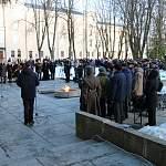 Новгородцы почтут память Неизвестного солдата