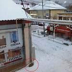Фотофакт: сумка бомжа наделала переполоху в Малой Вишере