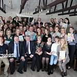 В Новгородской профсоюзной Школе молодежного актива опытные спикеры зарядили всех позитивом