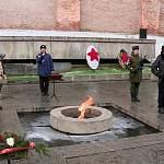 В День неизвестного солдата новгородцы почтили память погибших воинов