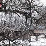 В Старой Руссе мужчина утонул в ледяной воде из-за глупого спора