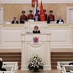 Валентина Матвиенко призвала избирать в Заксобрание Петербурга больше женщин