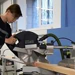 В Новгородском строительном колледже открылись пять новых мастерских