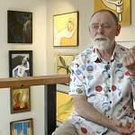 Президентская библиотека выпустила фильм о художнике из Старой Руссы Николае Локотькове